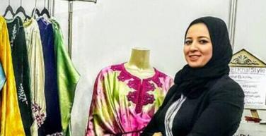 Hind El Khal, une jeune marocaine qui s'est forgée une solide notoriété dans le monde de la décoration et de la mode en Arabie saoudite