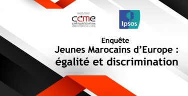 The CCME releases a survey on discimination against europeans of Moroccan origin