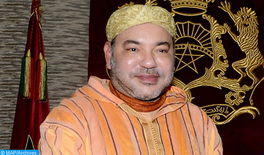 Rabat : Speech of HM the King on the Occasion of Pope Francis Visit to Morocco