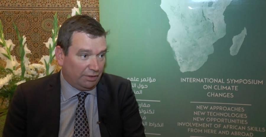 Entretien avec M. Christian PARADIS, ancien ministre du développement international et de la francophonie du Canada