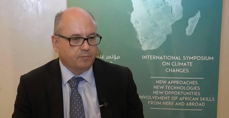 Entretien avec M. Philippe FREYSSINET, directeur technique « énergie et environnement » à la Qatar Fundation
