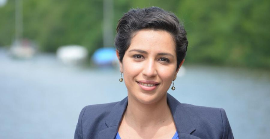 France: Sarah El Hairy, a French politician from Moroccan descent appointed secretary of State